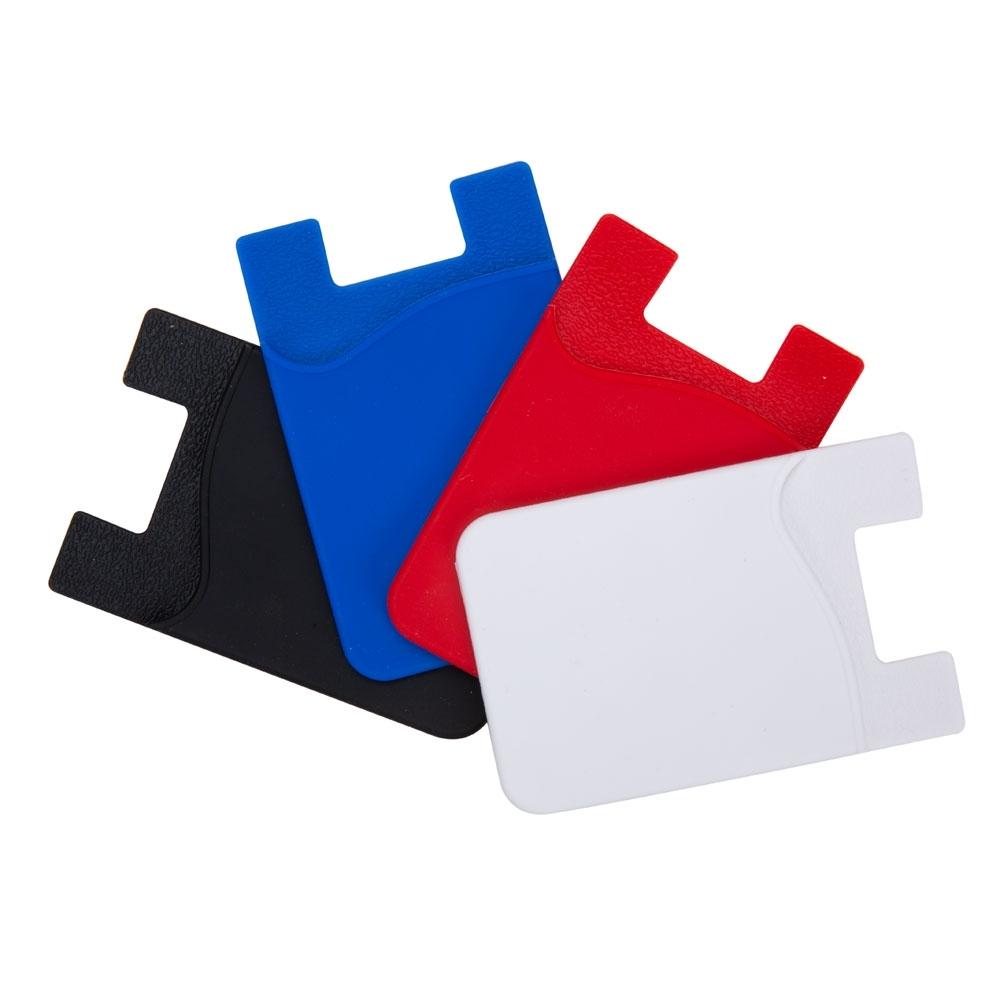 Adesivo Porta Cartão de Silicone para Celular 14000 - Gráfica e Brindes Ipê - Patos de Minas - MG