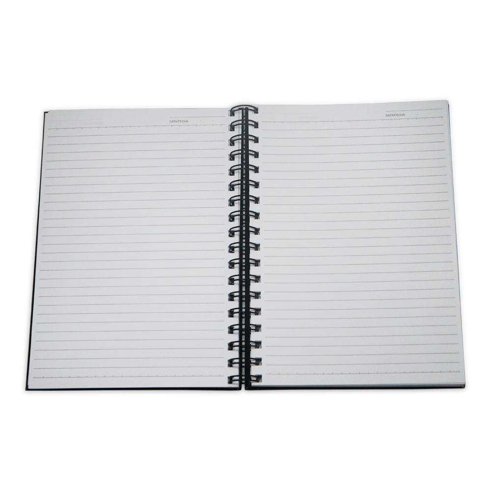 Caderno Emborrachado 13708 - Gráfica e Brindes Ipê - Patos de Minas - MG