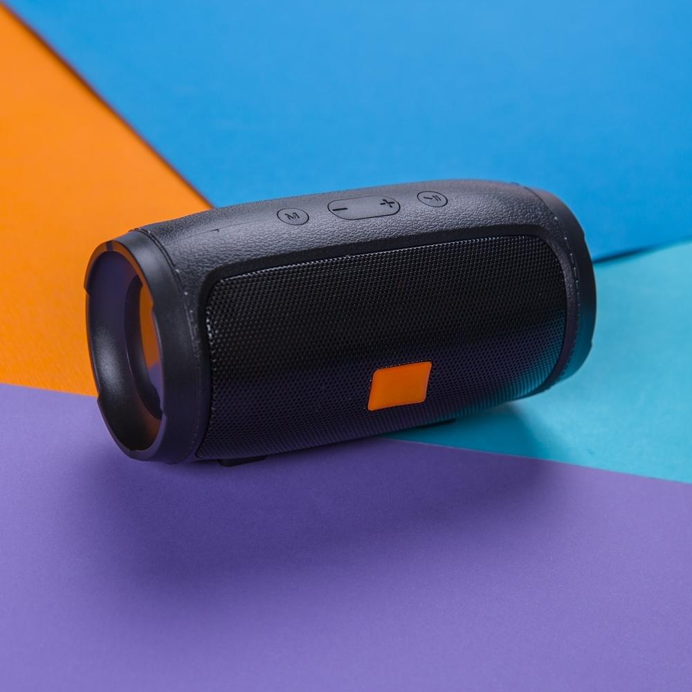 Caixa de Som Bluetooth 2084 - Gráfica e Brindes Ipê - Patos de Minas - MG