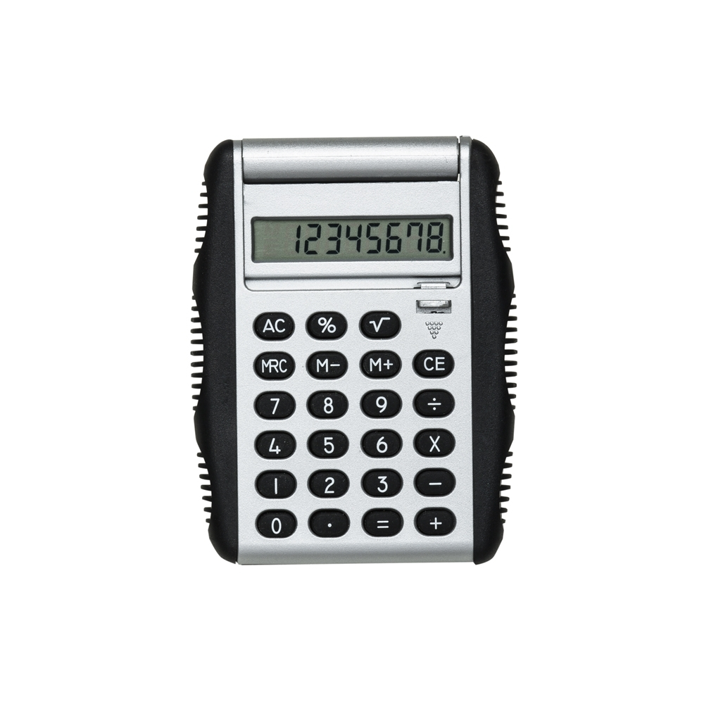 Calculadora Emborrachada 172 - Gráfica e Brindes Ipê - Patos de Minas - MG
