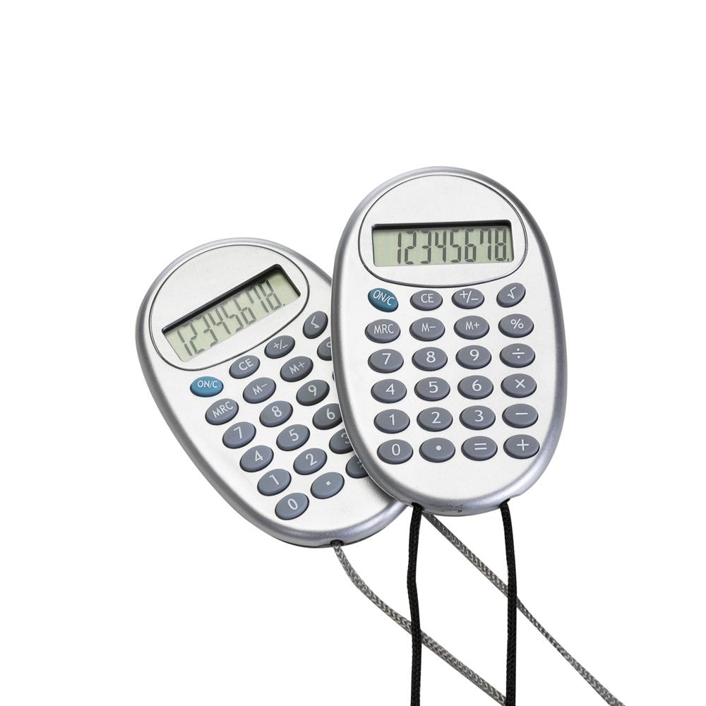 Calculadora com Cordão 2964 - Gráfica e Brindes Ipê - Patos de Minas - MG