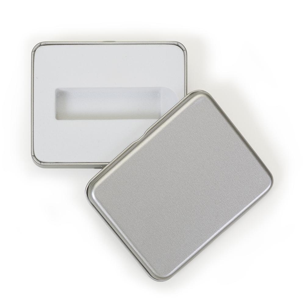 Estojo de Metal para Pen Drive 11805 - Gráfica e Brindes Ipê - Patos de Minas - MG