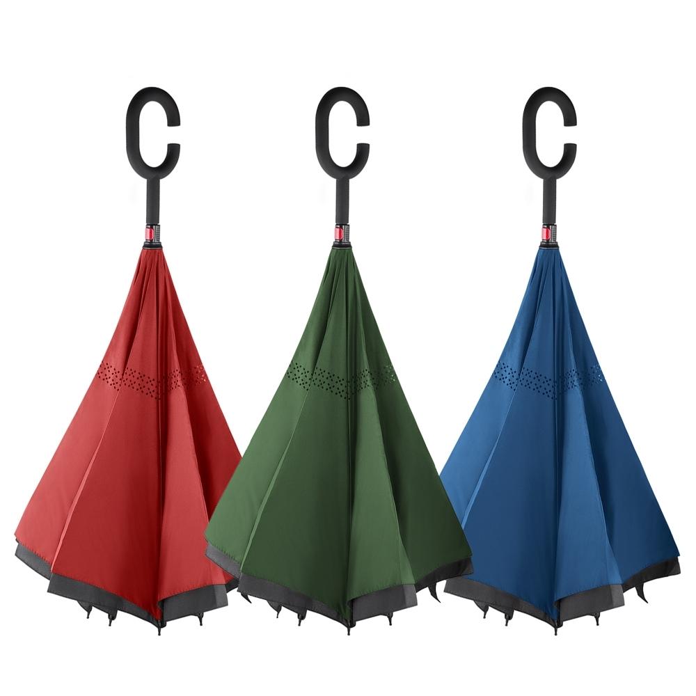 Guarda-chuva Invertido 14139 - Gráfica e Brindes Ipê - Patos de Minas - MG