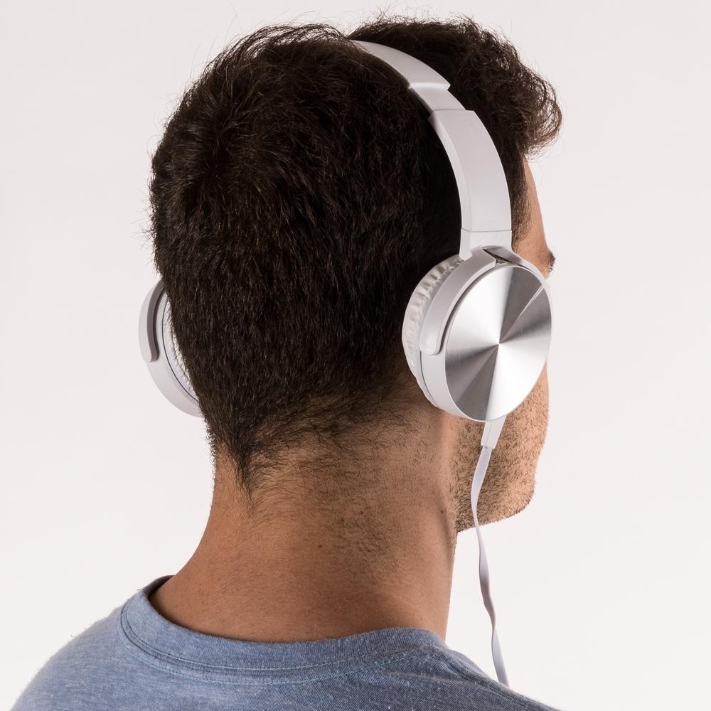 Headfone Bass Estéreo com Microfone 2065 - Gráfica e Brindes Ipê - Patos de Minas - MG