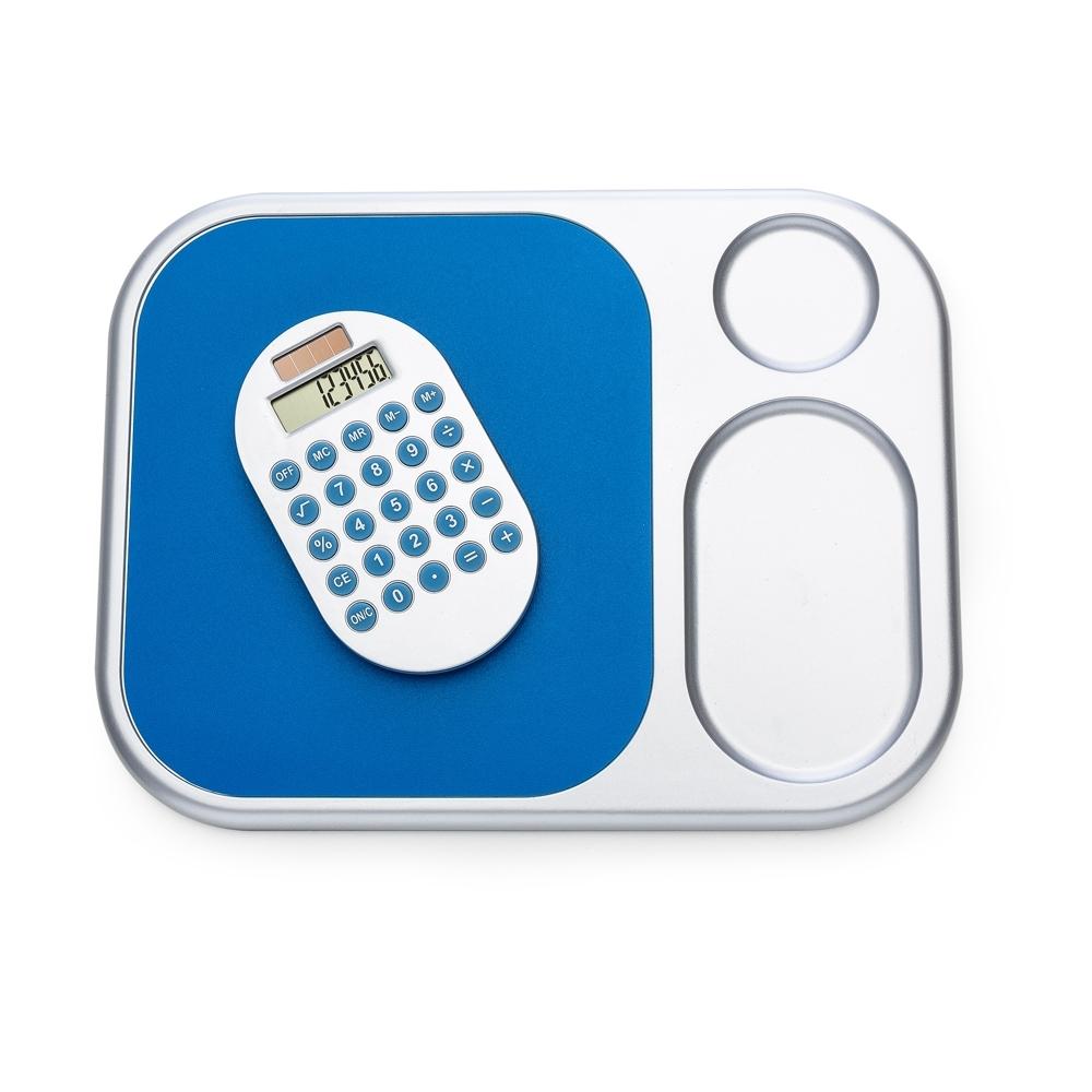 Mouse Pad com Calculadora Solar 12185 - Gráfica e Brindes Ipê - Patos de Minas - MG