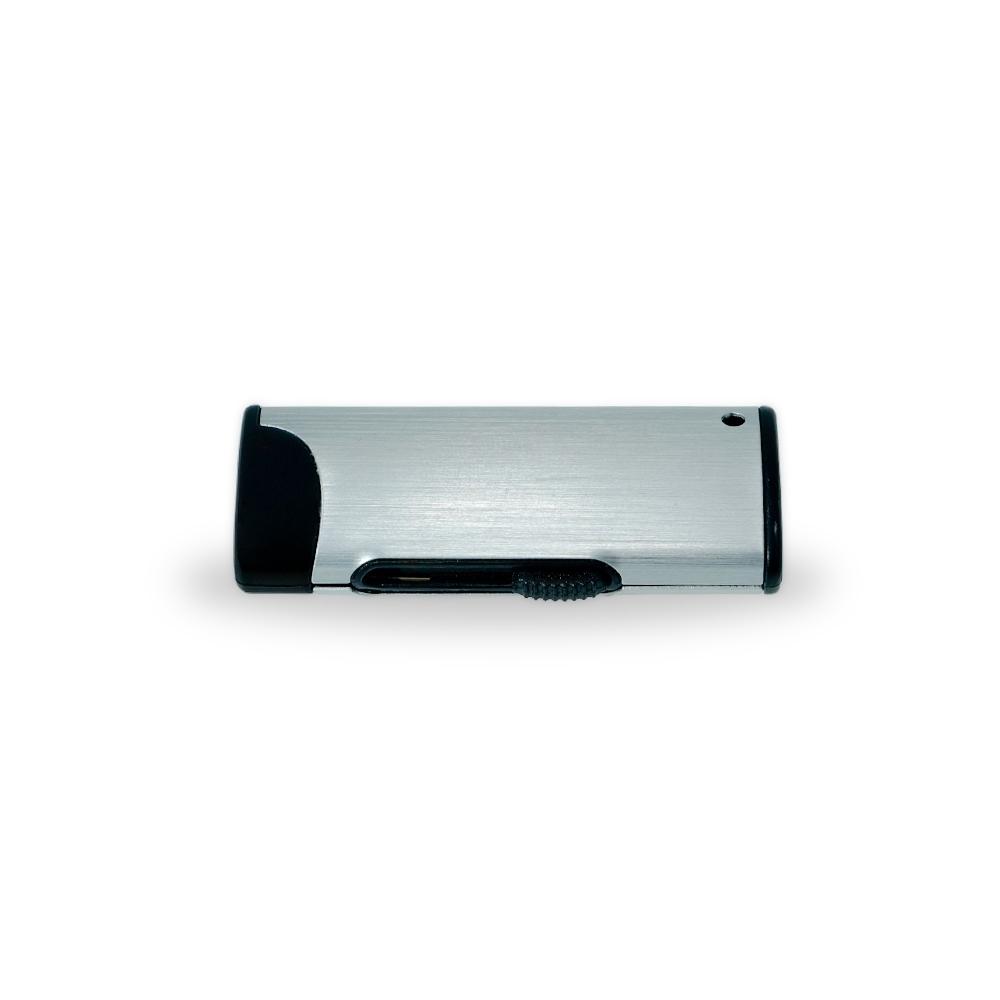 Pen Drive 4GB Retrátil 061-4GB - Gráfica e Brindes Ipê - Patos de Minas - MG