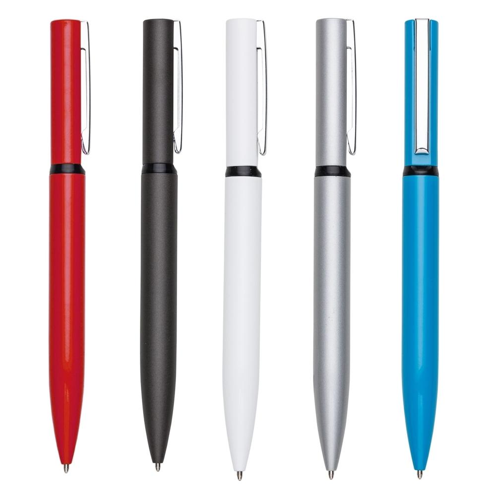caneta de metal brilhante 13262 - Gráfica e Brindes Ipê - Patos de Minas - MG